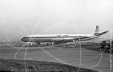 G-APDA - de Havilland Comet 4 at London Airport in 1961