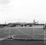 G-APZM - de Havilland Comet 4B at Gatwick in 1972