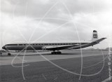 G-ARJL - de Havilland Comet 4C at London Airport in 1961