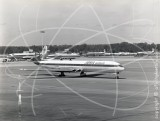 G-ARJL - de Havilland Comet 4C at Gatwick in 1972
