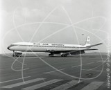 G-ARJN - de Havilland Comet 4B at Gatwick in 1974