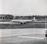 G-AROV - de Havilland Comet 4C at Gatwick in 1972