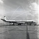 LV-AHS - de Havilland Comet 4 at Rome in 1964