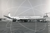 LV-AIB - de Havilland Comet 4C at London Airport in 1963