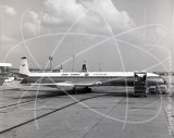 ST-AAX - de Havilland Comet 4C at London Airport in 1963