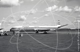 SU-ALC - de Havilland Comet 4C at London Airport in 1960