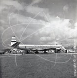 SU-ALE - de Havilland Comet 4C at London Airport in 1961