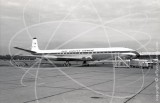 VP-KPJ - de Havilland Comet 4 at London Airport in 1960