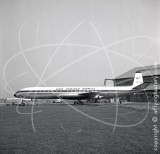 VP-KPK - de Havilland Comet 4 at London Airport in 1961