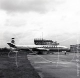 XA-NAB - de Havilland Comet 4 at Heathrow in 1969