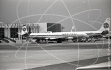 XA-NAR - de Havilland Comet 4C at Los Angeles Airport in 1966