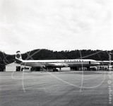 XA-NAS - de Havilland Comet 4C at Montego Bay in 1967