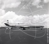 XR396 - de Havilland Comet 4C at Nairobi West in 1963