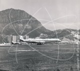 XR396 - de Havilland Comet 4C at Kai Tak Hong Kong in 1968