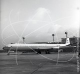 XR399 - de Havilland Comet C4 at Heathrow in 1965
