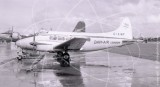 G-AIWF - de Havilland DH104 Dove at London Airport in 1961
