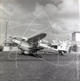 G-AGSH - de Havilland Dragon Rapide 6 at St Just in 1962