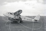 G-AIUK - de Havilland Dragon Rapide at Baginton in 1953