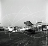 G-ADDI - de Havilland Dragon at Luton Airport in 1963