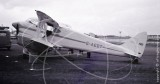 G-AEDT - de Havilland Dragonfly DH 90 at Bankstown in 1963