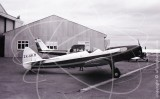 ZK-AKM - de Havilland Moth Minor DH94 at Christchurch in 1967
