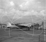 N718A - Douglas C-47 at Beirut Airport in 1955