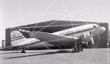 VR-AAF - Douglas C-47 at Aden Airport in 1957