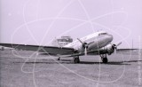 CF-ADB - Douglas DC-3 at Sioux Lookout Airport in 1977