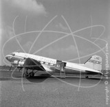 G-AGYZ - Douglas DC-3 at Beauvais in 1960