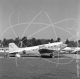 G-AGYZ - Douglas DC-3 at Lympne in 1964