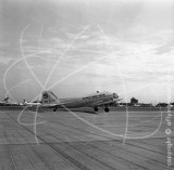 G-AGYZ - Douglas DC-3 at Unknown in 1975