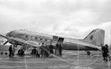G-AGZF - Douglas DC-3 at Prestwick in 1948