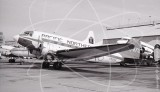 N998Z - Douglas DC-3 at Oakland Airport in 1974