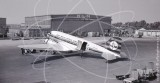 PH-DAA - Douglas DC-3 at Brussels in 1965