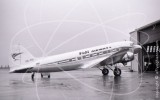 VQ-FAI - Douglas DC-3 at Christchurch in 1968