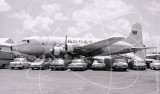 HC-ANL - Douglas DC-4 at Miami in 1968