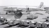 N37519 - Douglas DC-6 at La Guardia in 1960