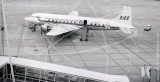 SE-BDO - Douglas DC-6 at London Airport in 1958