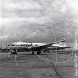 SU-ANM - Douglas DC-6 B at Heathrow in 1965