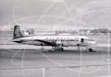 SX-DAM - Douglas DC-6 B at Athens in 1972