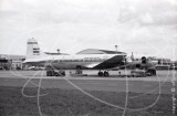 YK-AED - Douglas DC-6 B at Heathrow in 1964