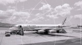 N8029U - Douglas DC-8 at Honolulu, Hawaii in 1966