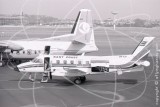 VH-KIP - Embraer EMB 110 Bandeirante at Sydney in 1981