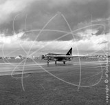 XM140 - English Electric Lightning at Farnborough in 1962