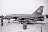 XN793 - English Electric Lightning at Farnborough in 1964