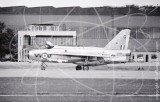 XP703 - English Electric Lightning at Leuchars in 1965