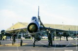 XP707 - English Electric Lightning F.3 at Binbrook in Unknown