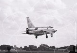 XR717 - English Electric Lightning F.6 at Biggin Hill in 1966