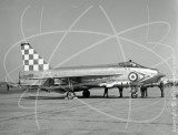 XR719 - English Electric Lightning F.3 at Lakenheath in 1965