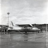 EP-MRP - Fokker Friendship F.27 at Rome in 1962